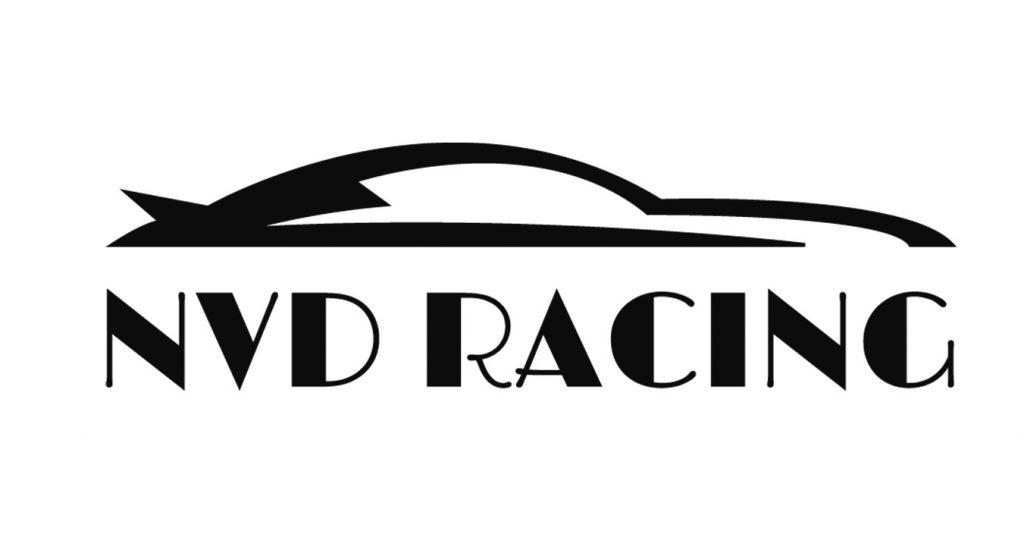 NVD racing logo noir