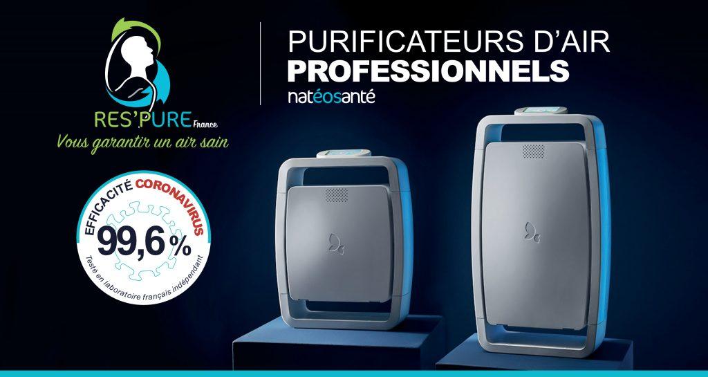 Res'Pure France - Solution contre le coronavirus